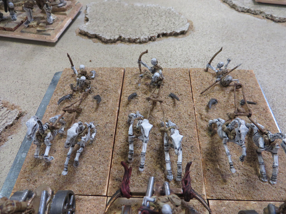 North Star Undead Chariots