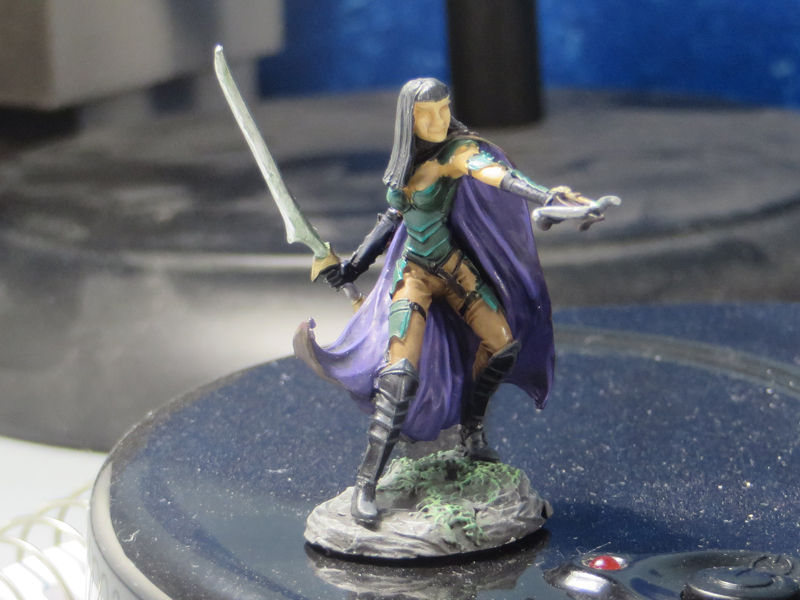 Michelle's Pathfinder Character