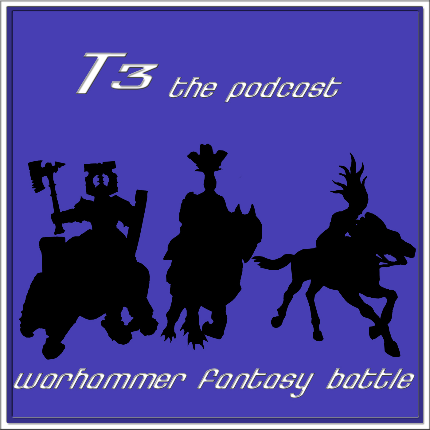 T3 the Warhammer Podcast